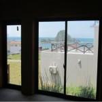 1Fよりの日本海 眺望