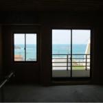 2Fよりの日本海 眺望